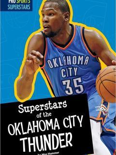 Superstars of the Oklahoma City Thunder