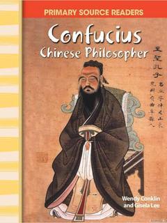 Confucius, Chinese Philosopher