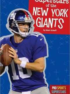 Superstars of the New York Giants