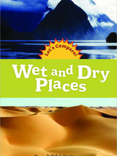 Wet and Dry Places