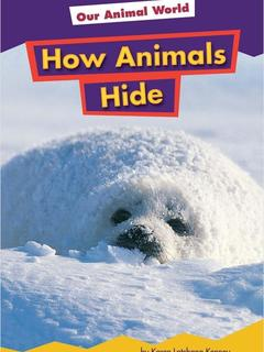 How Animals Hide
