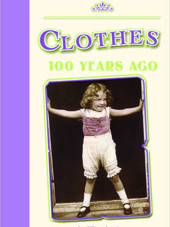 Clothes 100  Years Ago