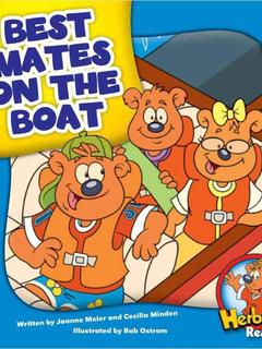 Best Mates on the Boat
