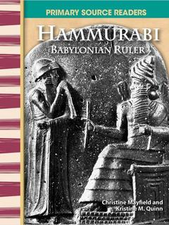 Hammurabi, Babylonian Ruler