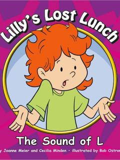 Lilly's Lost Lunch: The Sound of L