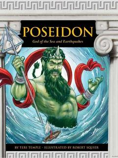 Poseidon: God of the Sea and Earthquakes
