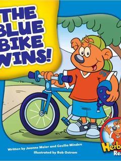 The Blue Bike Wins!