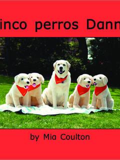 Cinco perros Danny