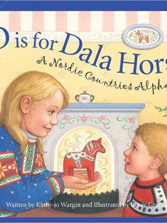 D is for Dala Horse: A Nordic Countries Alphabet