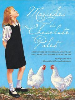 Mercedes and the Chocolate Pilot