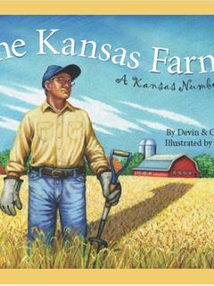 One Kansas Farmer: A Kansas Number Book