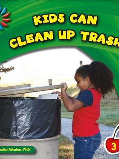 Kids Can Clean up Trash