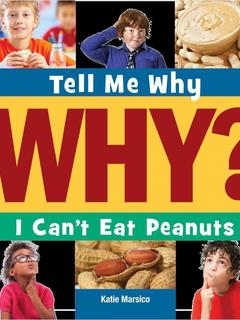I Can't Eat Peanuts