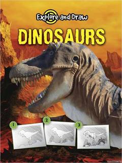 Explore and Draw Dinosaurs
