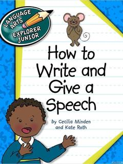 How to Write and Give a Speech