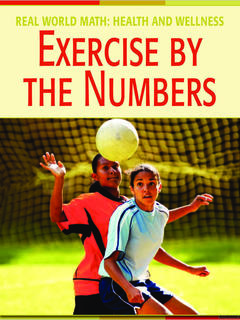 Exercise by the Numbers