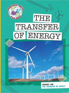 The Transfer of Energy