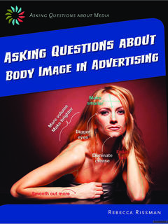 Asking Questions about Body Image in Advertising